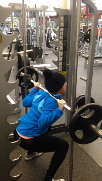 kako pumpati glutealne mišiće