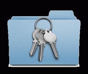 come mettere una password su un file