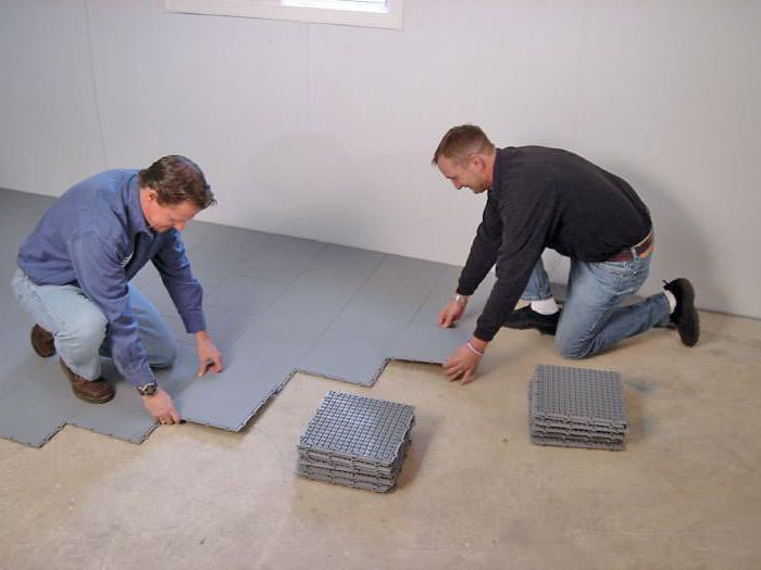 винилови плочки за под