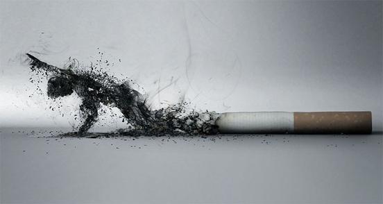 davanje pušenja