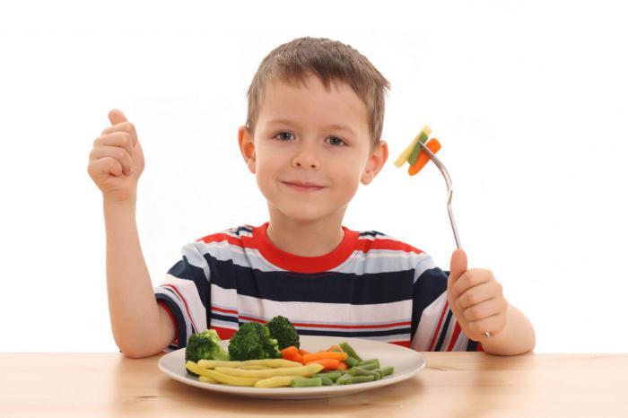 preparativi per l'immunità ai bambini