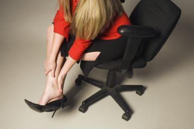 kvrga na nogama kako se riješiti
