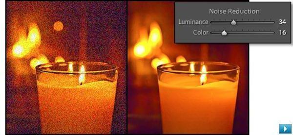 kako odstraniti hrup iz fotografij v photoshopu