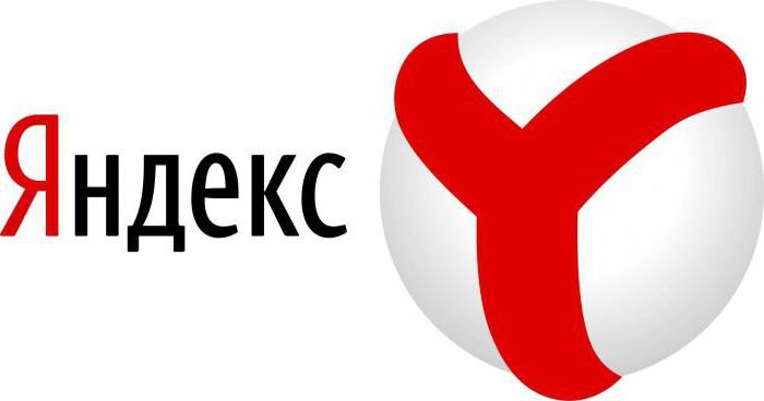 Gestore del browser Yandex