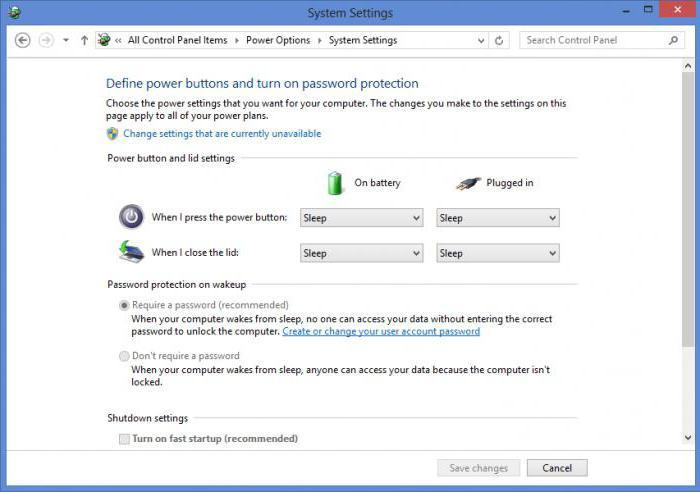 come rimuovere la password da un laptop Windows 8