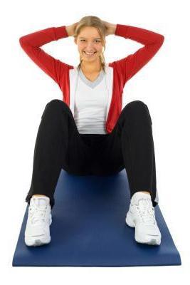 Come rimuovere lo stomaco e i lati?