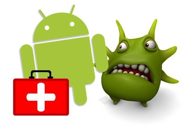 jak usunąć wirusa z Androida
