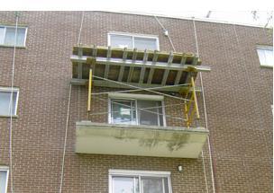 ripara il balcone fai da te