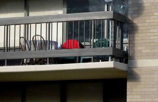riparazione appartamento fai da te balcone