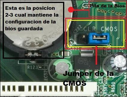 Kako ponastaviti BIOS skakalec?