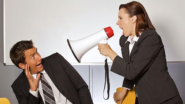 come rispondere all'insulto con parole d'ordine scritte