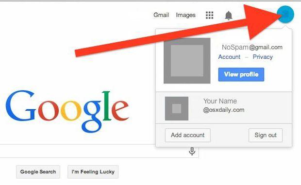 jak przywrócić konto Google
