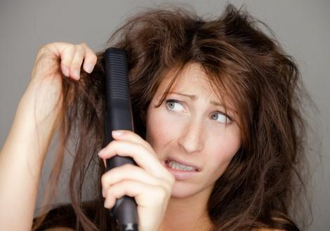 как да възстановите косата
