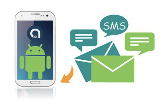 SMS списък на телефона