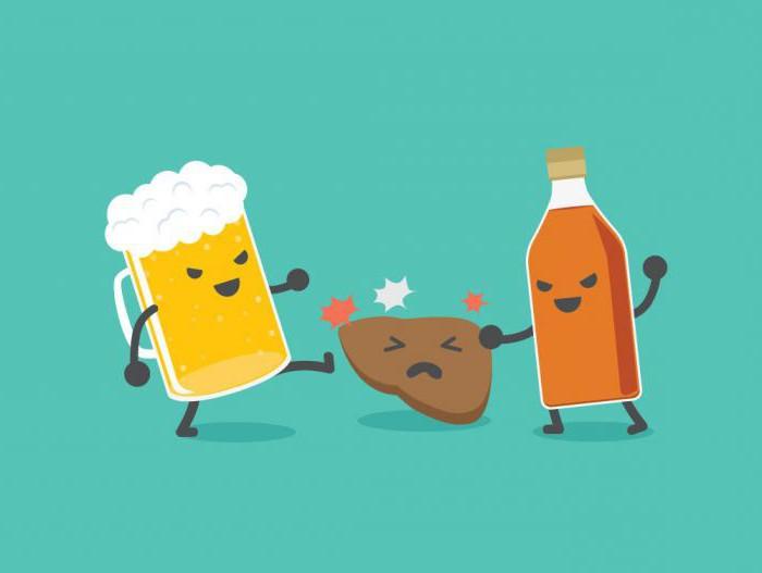 ripristinare i farmaci per il fegato