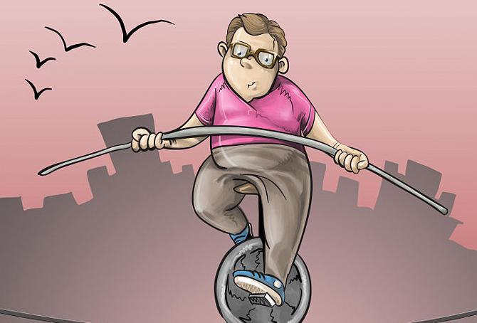 kako voziti bicikl