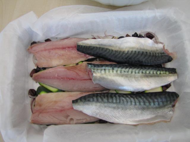 jak przepisać sól z makreli