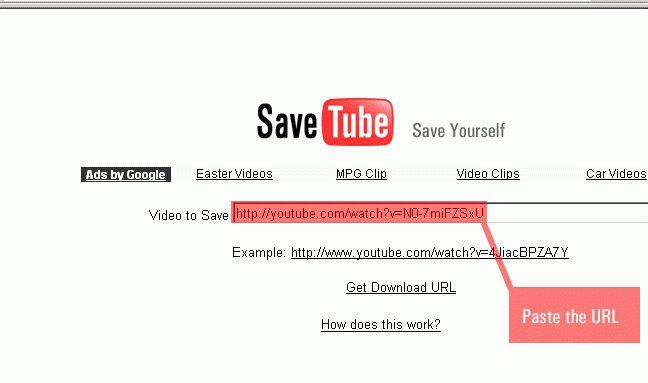 come salvare video da youtube