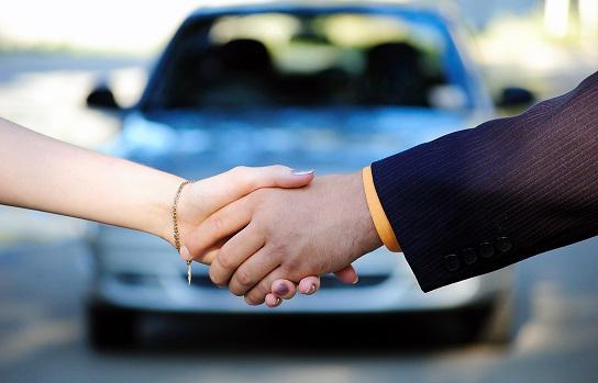 vendere un'auto usata