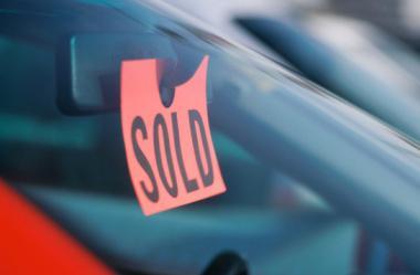 vendere un'auto per procura
