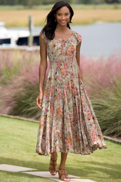 сељачка хаљина