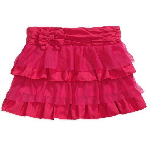 Wielowarstwowy wzór spódnicy