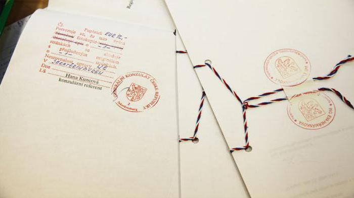 как да шиете документи правилно