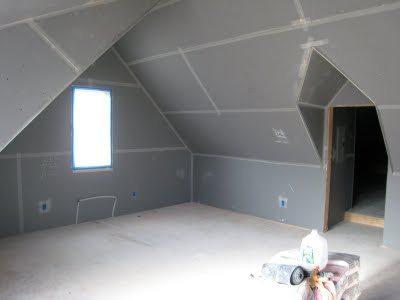 kako obložiti zidove od gipsanih ploča