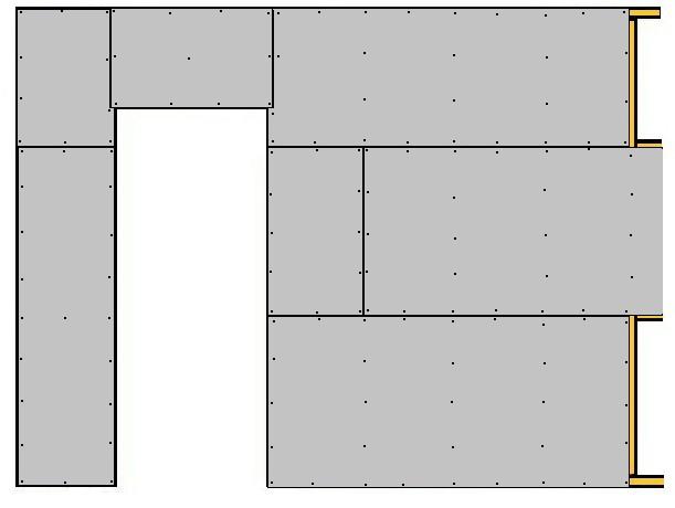 što su zidovi obloženi zidovima
