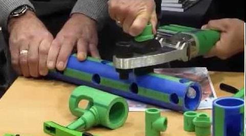 kako lemiti armirane polipropilenske cijevi