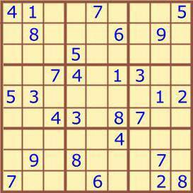 come risolvere complessi sudoku