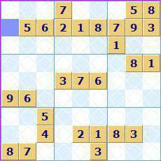 sudoku risolve i metodi di strategia