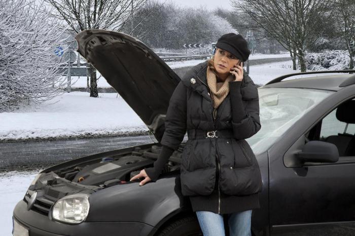 kako pokrenuti automobil ako se baterija ohladila