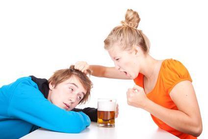 Come smettere di bere alcolici