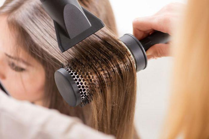 come imballare i capelli lunghi