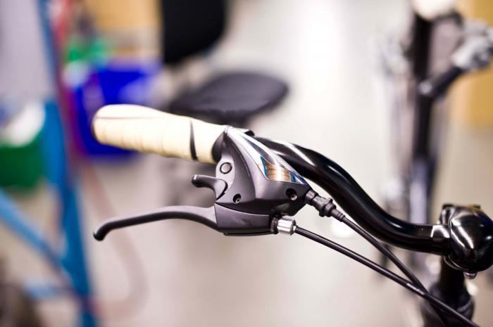 kako prebaciti brzinu biciklom