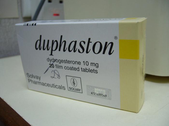 droga duphaston