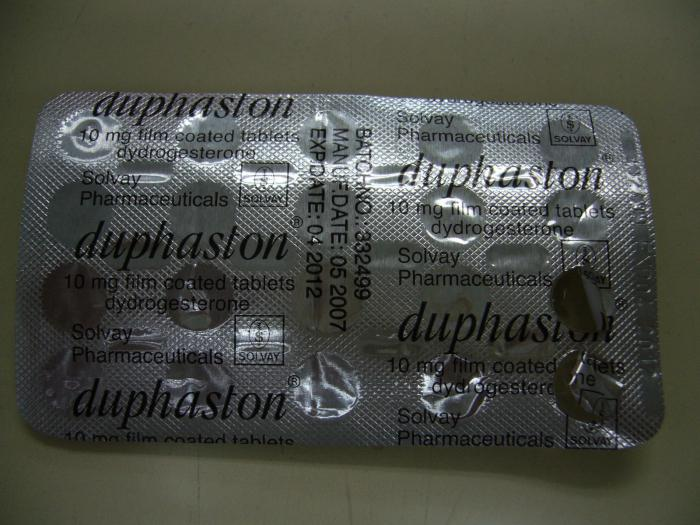 kako uzeti duphaston