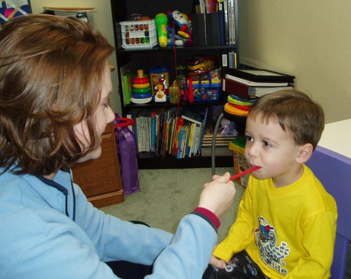 insegna a tuo figlio a pronunciare la lettera p