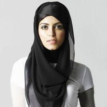 kako vezati hidžab