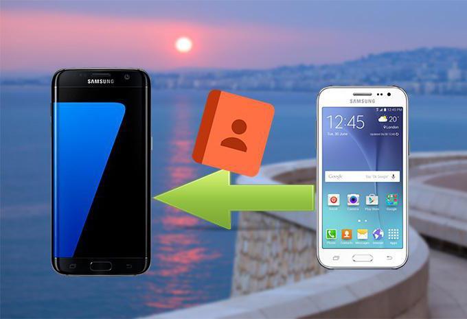 come trasferire i contatti su Samsung A5