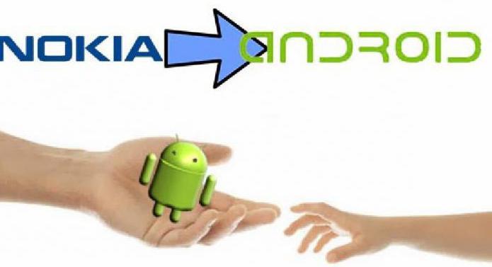 како пренијети контакте из нокиа на самсунг андроид