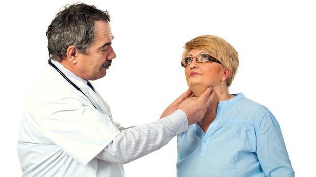 trattamento della tiroide