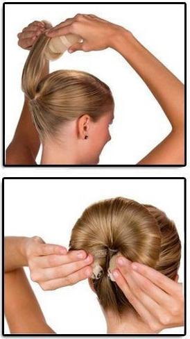 come usare il rullo per capelli