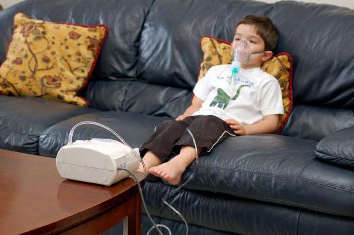 inhalator mały lekarz