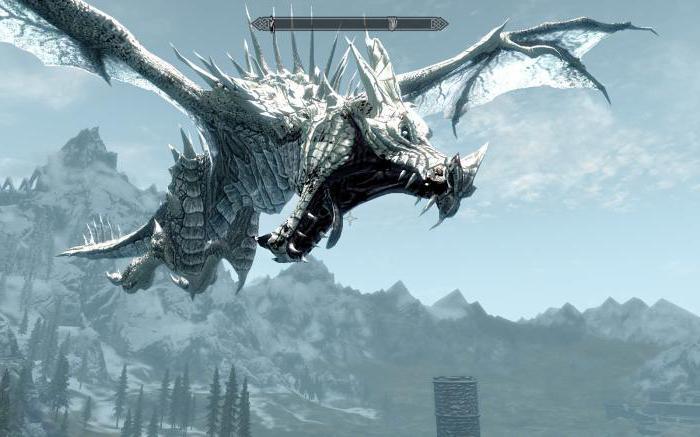 skyrim 5 код за душите на дракони