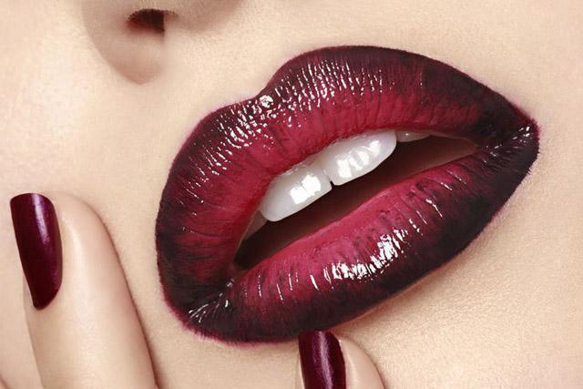 kako vizualno povečati ustnice doma