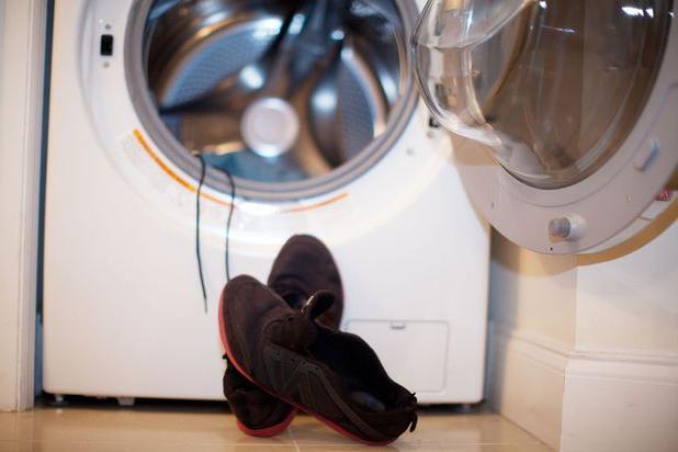 lavare le scarpe da ginnastica