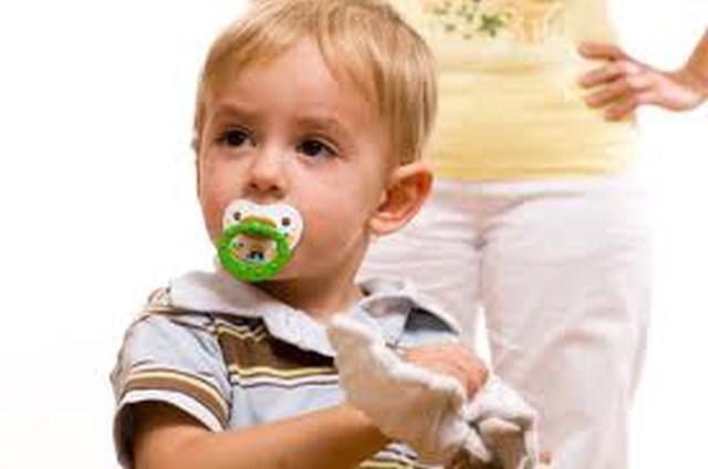 odzwyczaić dziecko od smoczka