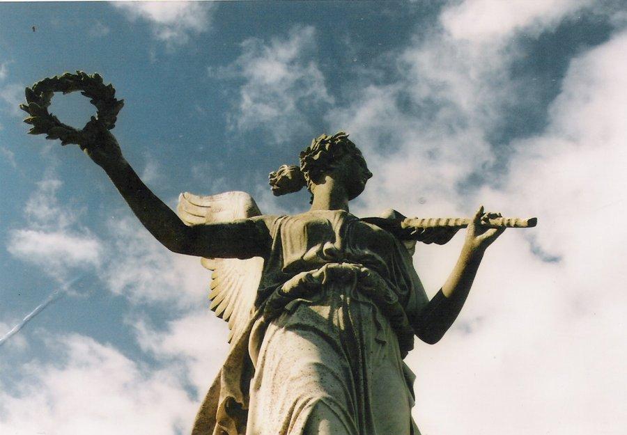 Богинята на победата Ник